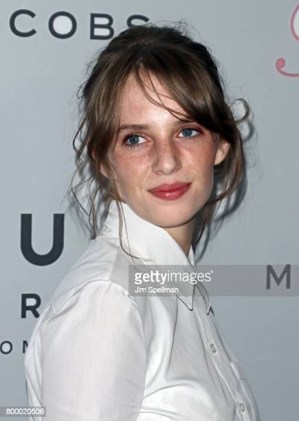 Maya ThurmanHawke attends 'The Beguiled' New York premiere at The Metrograph on June 22 2017 in New York City