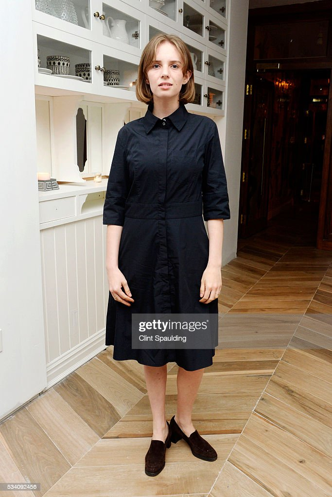 <a gi-track='captionPersonalityLinkClicked' href=/galleries/search?phrase=Maya+Thurman-Hawke&family=editorial&specificpeople=10838308 ng-click='$event.stopPropagation()'>Maya Thurman-Hawke</a> attends the Cinema Society and Chopard host the after party for Oscilloscope's 'ma ma' at Cafe Medi on May 24, 2016 in New York City.
