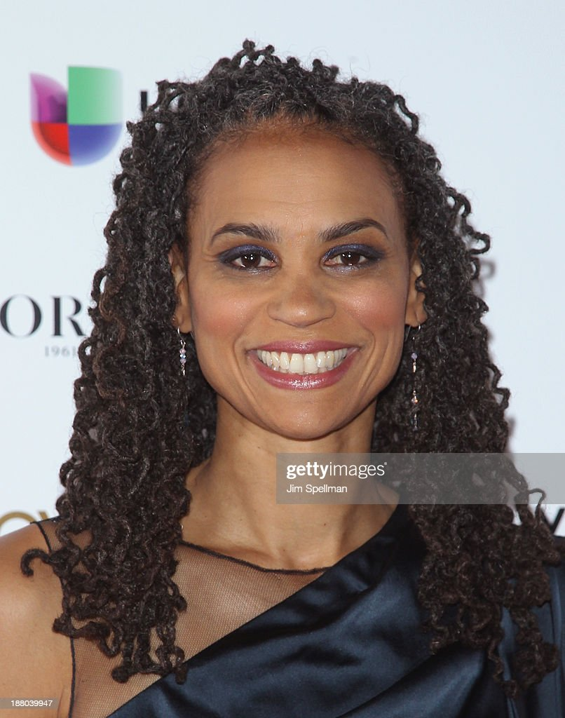 Maya Wiley attends the New York Moves Magazine's 10th Anniversary Power Women Gala at the Grand Hyatt New York on November 14, 2013 in New York City.
