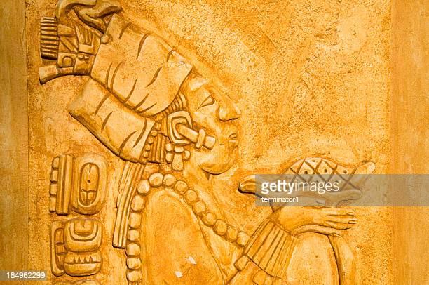 Cultura Maya parete