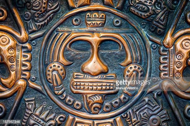 mayan visage