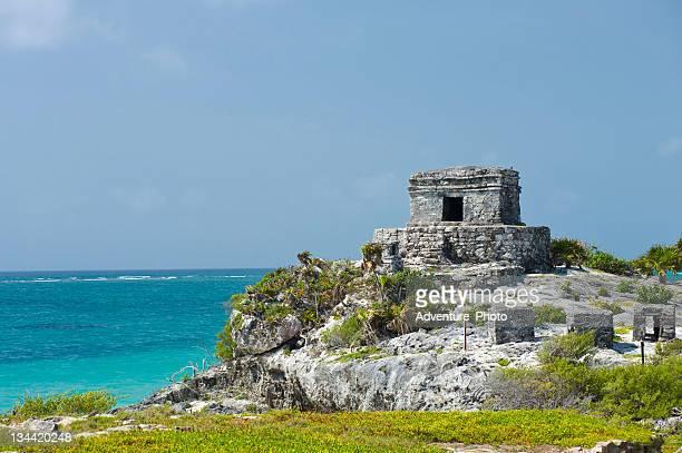 Maya-Ruinen von Tulum Riviera Maya, Mexiko