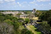Mayan ruins of Uxmal, Yucatan, Mexico