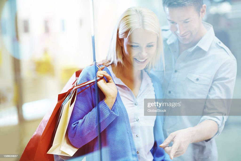 Maybe we'll buy it next time : Stock Photo
