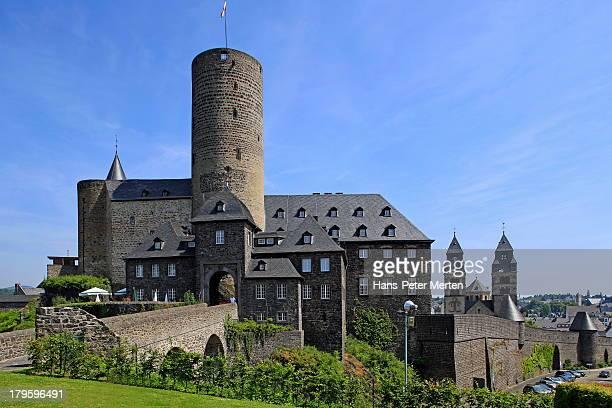 Mayen, Genovevaburg, Eifel, Germany