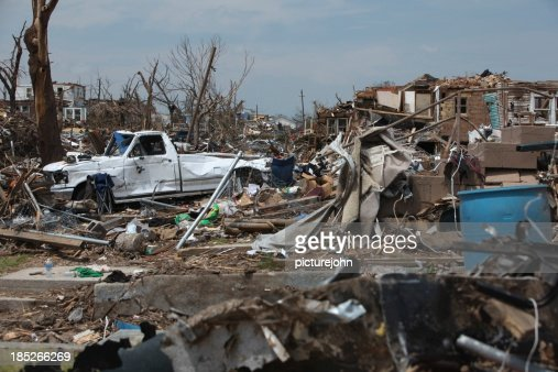 Chaos nach dem Tornado