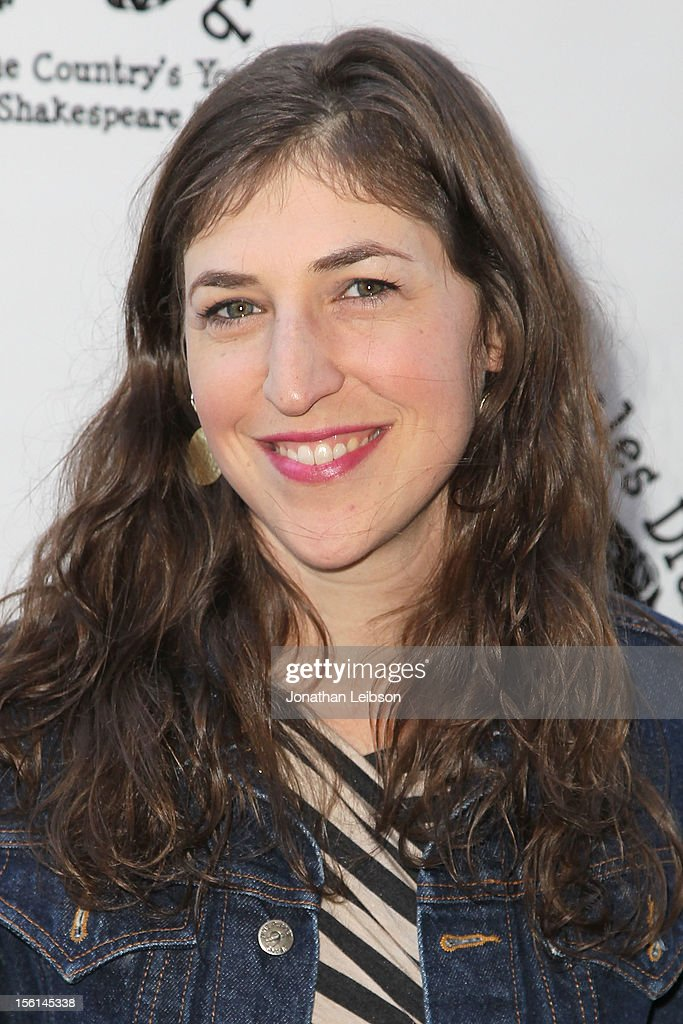 Mayim Bialik attends The Los Angeles Drama Club And Magic Castle Host 1st Gala Fundraiser And Benefit Performance 'Tempest In A Teacup' at The Magic Castle on November 11, 2012 in Hollywood, California.