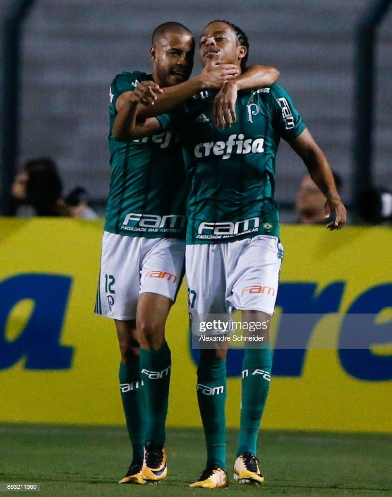 Palmeiras v Ponte Preta - Brasileirao Series A 2017
