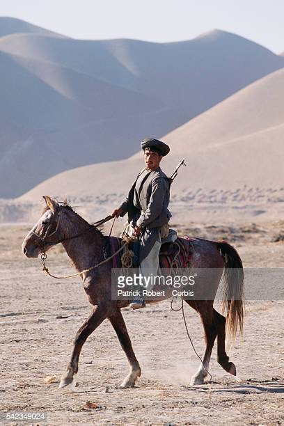 Maymana cavalry in Herat Province allied to General Dostum fight against the Taliban The city of Herat was captured by the Taliban in September...
