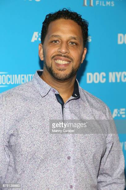 Maynard Jackson III attends the 2017 DOC NYC World Premiere of 'Maynard' at IFC Center on November 16 2017 in New York City