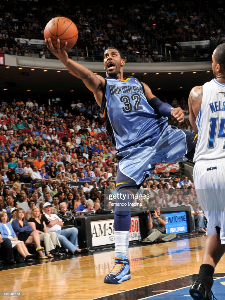 Memphis Grizzlies v Orlando Magic