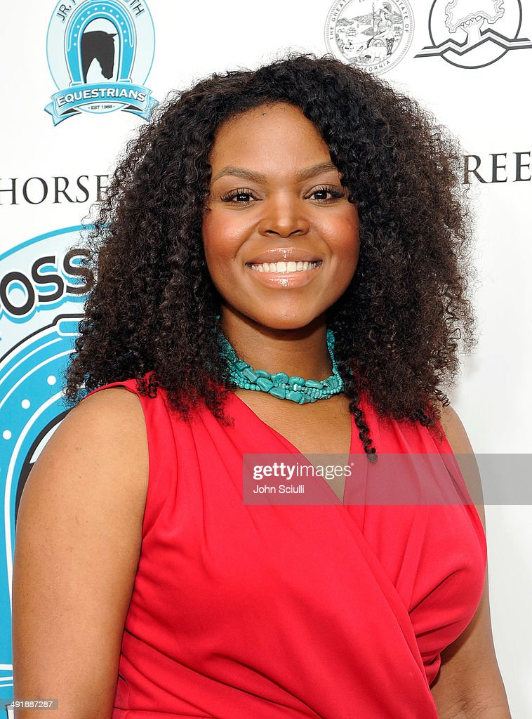 Mayor Aja Brown attends Compton Jr. Posse 7th annual fundraiser gala at The Los Angeles Equestrian Center on May 17, 2014 in Burbank, California.