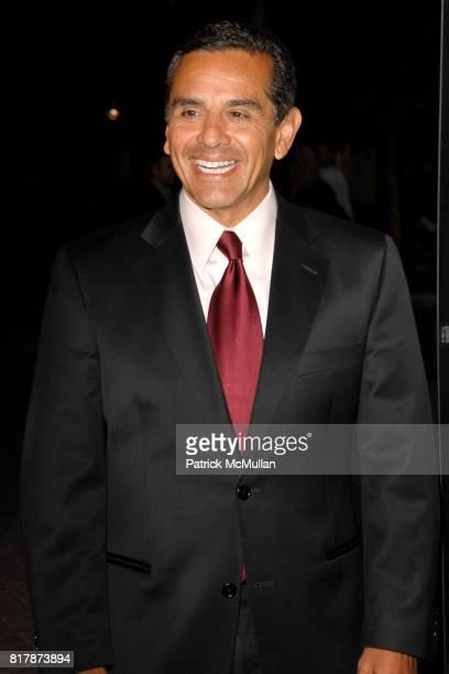 Mayor Antonio Villaraigosa attends Waiting For 'Superman' Premiere at Paramount Theatre on September 20 2010 in Hollywood California