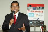 Mayor Antonio Villaraigosa during FYI Film Your Issue Reception at Desiron in West Hollywood California United States