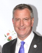 Mayor Bill de Blasio attends the NYRP 13th annual spring gala at General Grant National Memorial on May 29 2014 in New York City