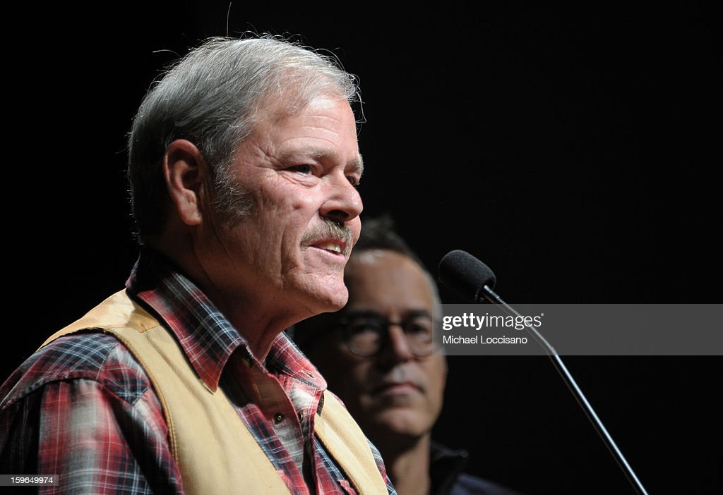 Mayor Dana Williams attends the 'Twenty Feet From Stardom' premiere during the 2013 Sundance Film Festival at Eccles Center Theatre on January 17, 2013 in Park City, Utah.