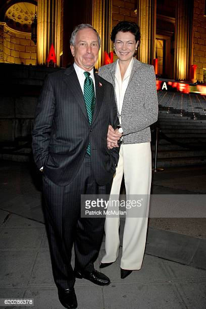 Mayor Michael Bloomberg and Diana Taylor attend VANITY FAIR Tribeca Film Festival Party hosted by GRAYDON CARTER ROBERT DE NIRO and RONALD PERELMAN...