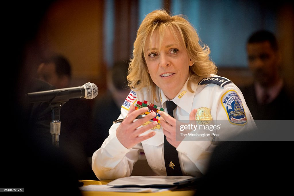 Mayor Muriel Bowser and DC Police Chief Cathy L Lanier laid out the contours of how District police plan to respond to the Initiative 71 laws changes...
