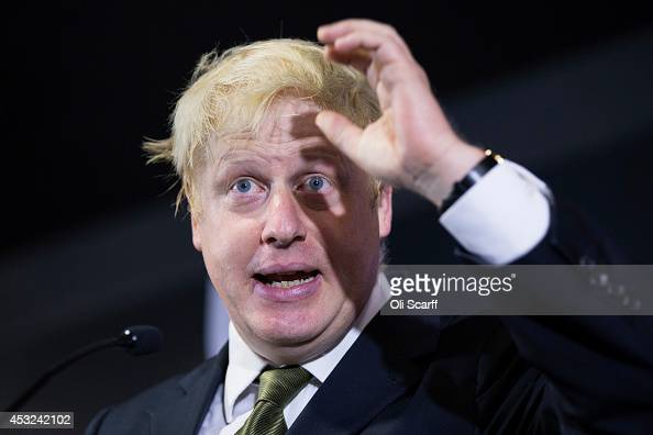Boris Johnson Stock Photos and Pictures | Getty Images