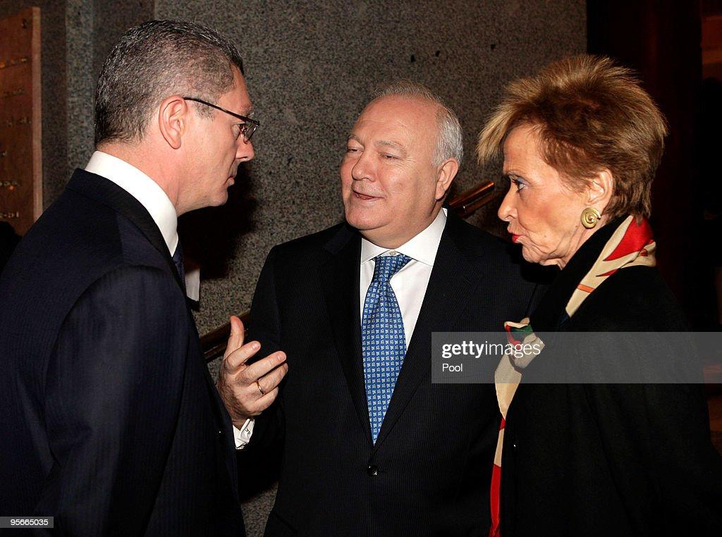 Inaugural Gala for the Spanish EU Presidency in Madrid
