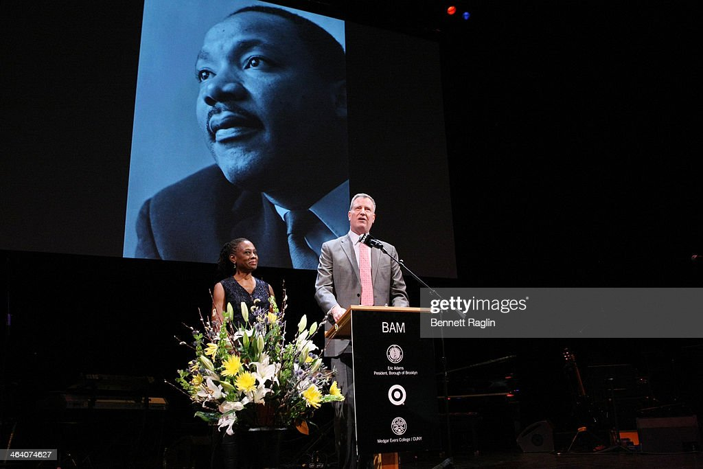 28th Annual Brooklyn Tribute To Dr. Martin Luther King Jr. Hosted By BAM