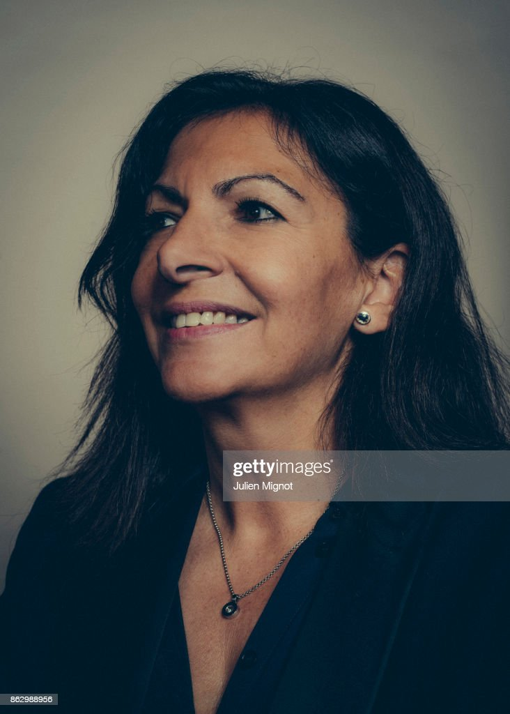 Anne Hidalgo, L'Obs, October 2017