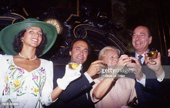 Bernadette chirac marriage quotes