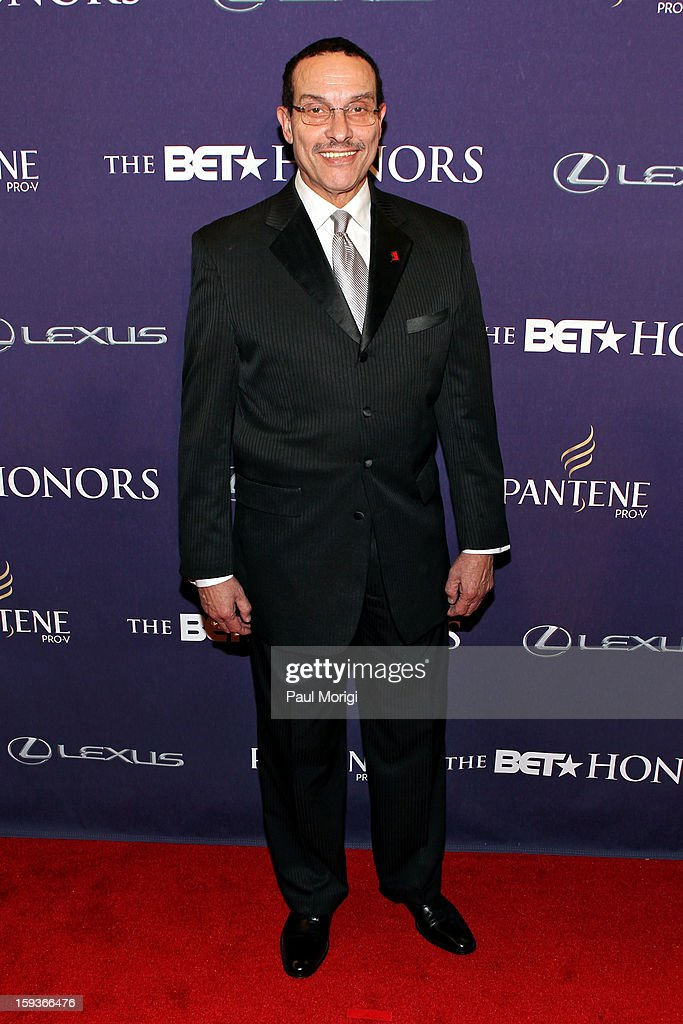 D.C. Mayor Vincent Gray attends BET Honors 2013: Red Carpet Presented By Pantene at Warner Theatre on January 12, 2013 in Washington, DC.