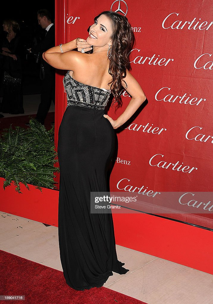 Mayra Veronica arrives at the 24th Annual Palm Springs International Film Festival at Palm Springs Convention Center on January 5, 2013 in Palm Springs, California.