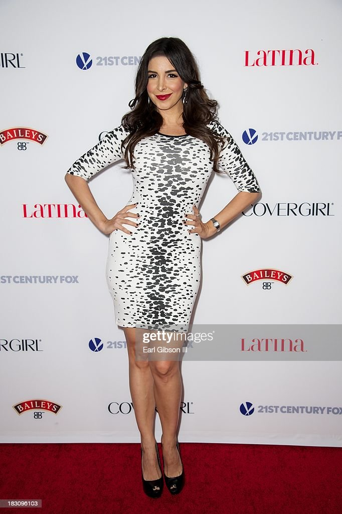 <a gi-track='captionPersonalityLinkClicked' href=/galleries/search?phrase=Mayra+Veronica&family=editorial&specificpeople=667017 ng-click='$event.stopPropagation()'>Mayra Veronica</a> attends the Latina Magazine 'Hollywood Hot List' Party at The Redbury Hotel on October 3, 2013 in Hollywood, California.