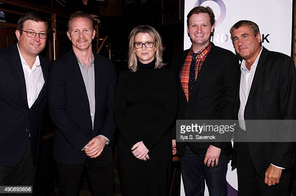 Maytag Senior Brand Manager Brendan Bosch Warrior Poets Filmmaker CEO and President Morgan Spurlock Ketchum VP of Branded Entertainment Kelly Mullen...