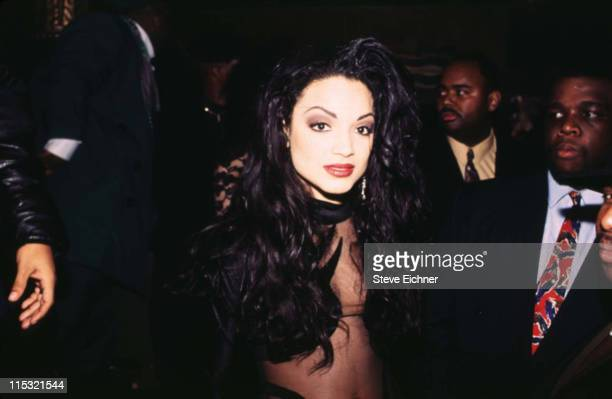 Mayte during Mayte at Palladium 1992 at Palladium in New York City New York United States