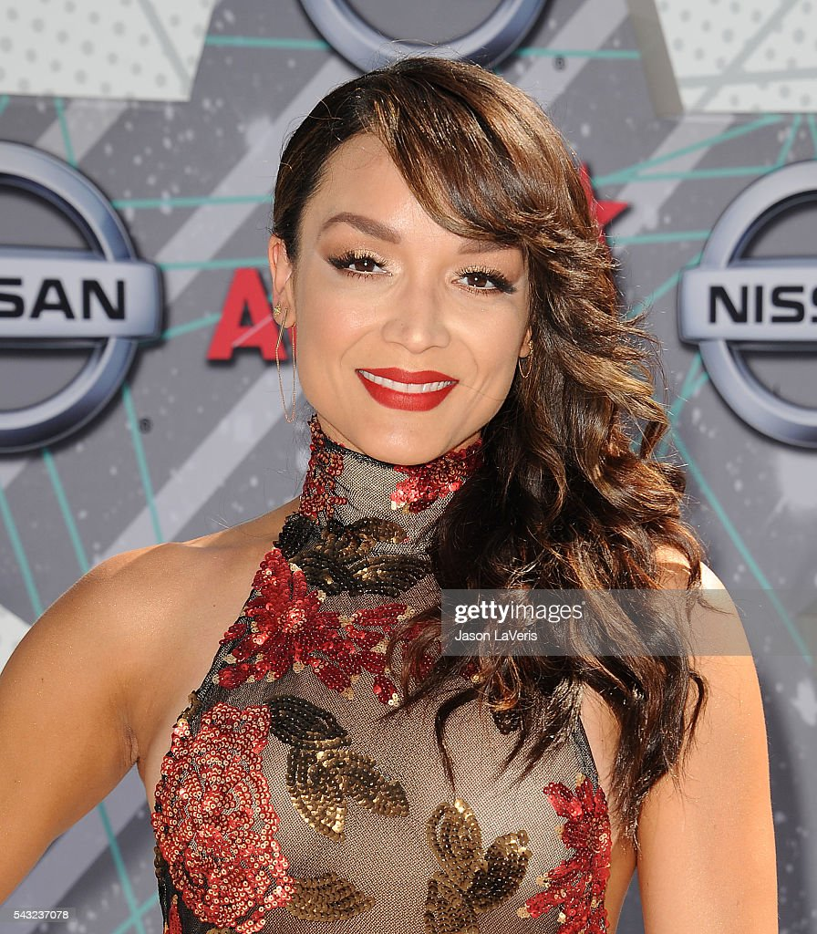 Mayte Garcia attends the 2016 BET Awards at Microsoft Theater on June 26, 2016 in Los Angeles, California.
