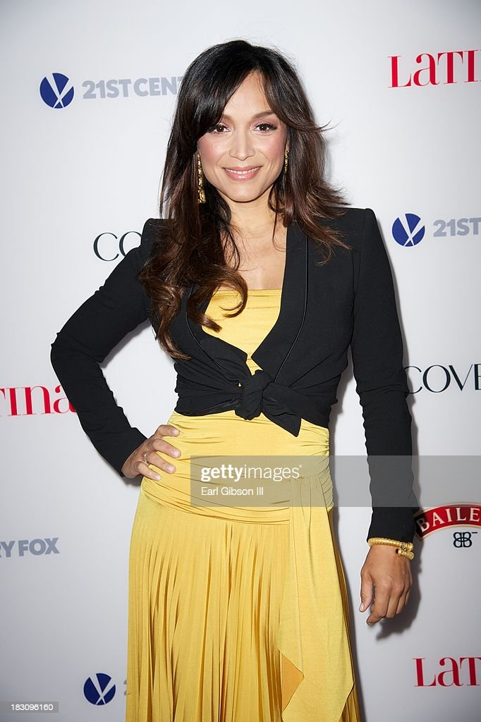 <a gi-track='captionPersonalityLinkClicked' href=/galleries/search?phrase=Mayte+Garcia&family=editorial&specificpeople=797179 ng-click='$event.stopPropagation()'>Mayte Garcia</a> attends the Latina Magazine 'Hollywood Hot List' Party at The Redbury Hotel on October 3, 2013 in Hollywood, California.