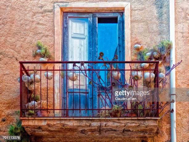 Mazara Balcony