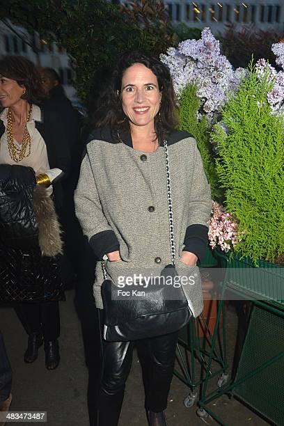 Mazarine Pingeot attends La Closerie Des Lilas Literary Awards 2014 7th at La Closerie Des Lilas on April 8 2014 in Paris France