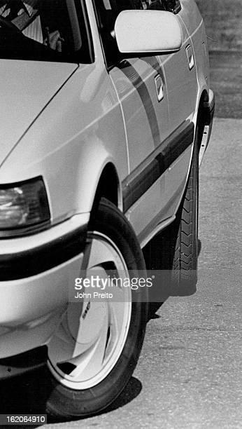 OCT 23 1987 Mazda 626 Sedan