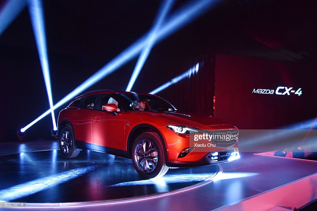 Mazda at Pre-Event For Beijing Motor Show - Auto China