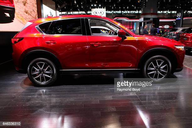 mazda cx 5 stock photos and pictures getty images. Black Bedroom Furniture Sets. Home Design Ideas