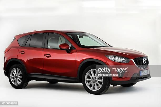 Mazda CX5 Artist Unknown