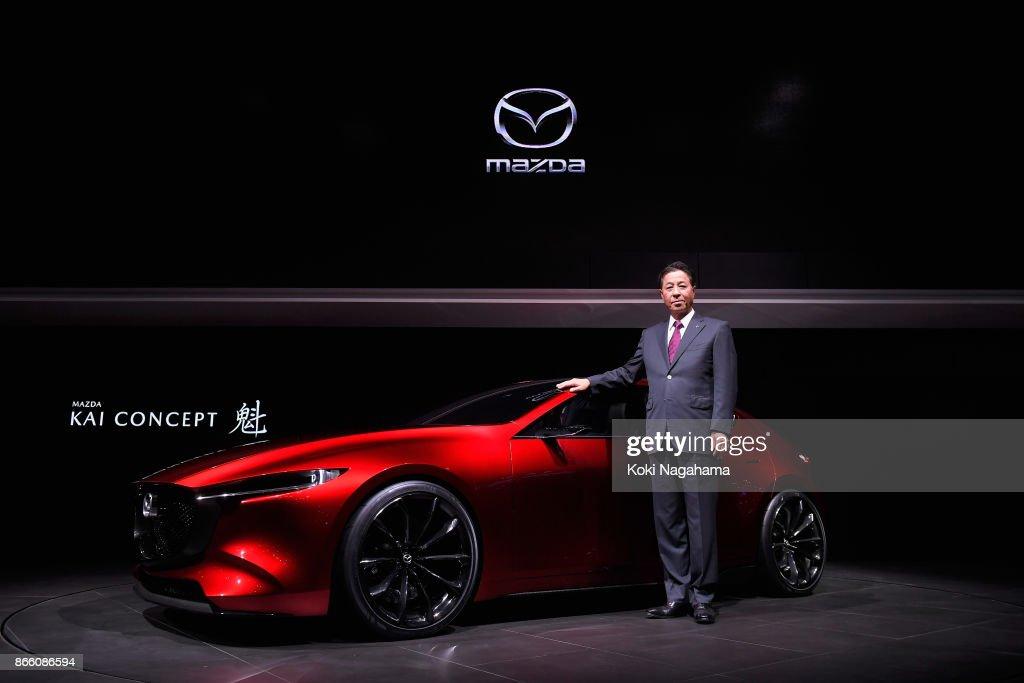 Mazda Motor @Tokyo Motor Show