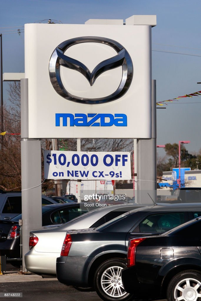 Ford sells its controlling stake in mazda motor corp for Ford motor company dealerships