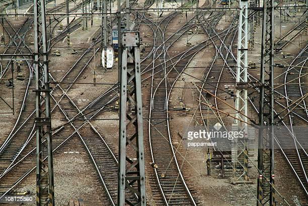 Maze of Railways  in Prague