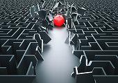 Maze: Shortcut