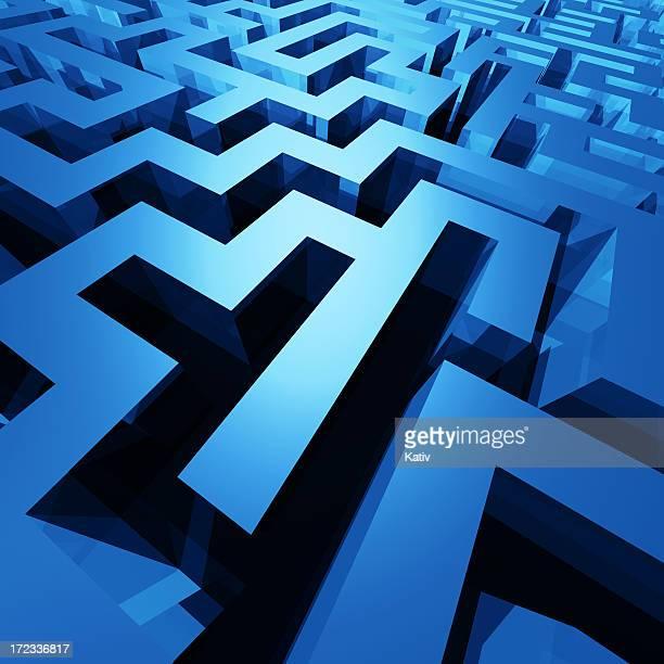 3D Maze Wonder