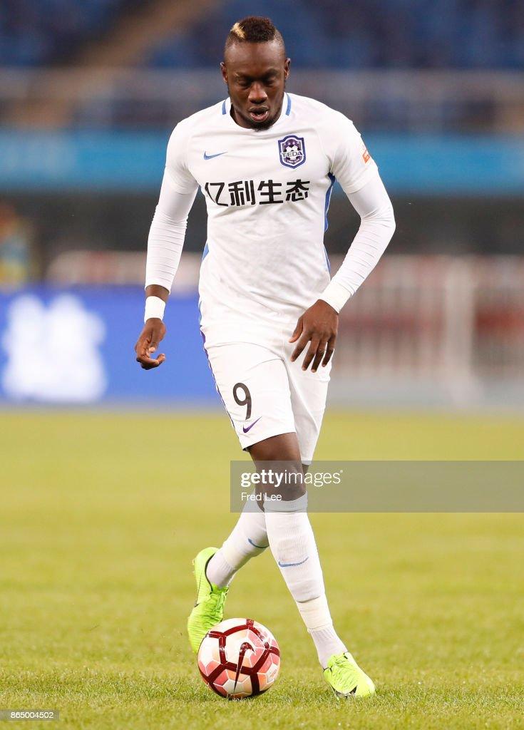 Tianjin Elion v Beijing Guoan - Chinese Super League