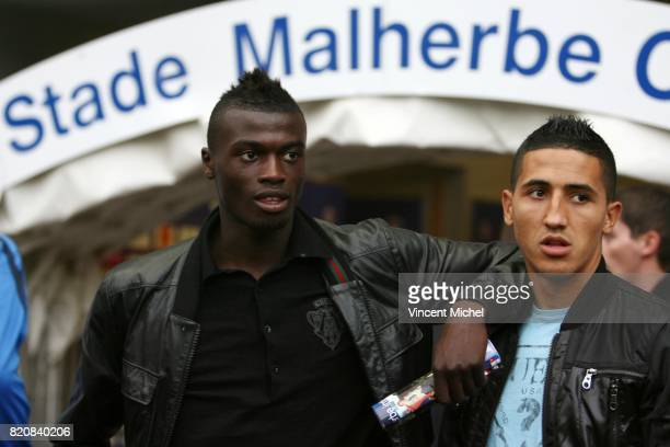 Mbaye NIANG Caen / Valenciennes 1ere journee Ligue 1