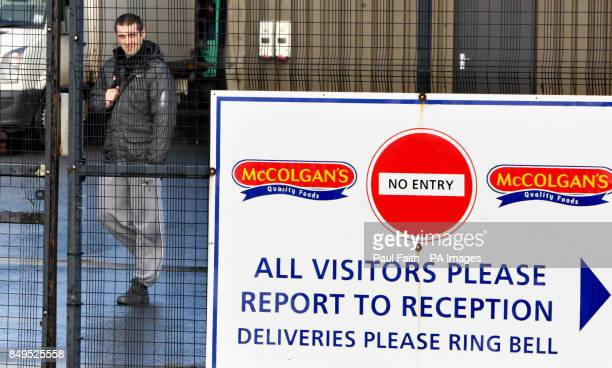 McColgan Quality foods factory in Strabane Co Tyrone which was named as the company which supplied halal food to food distributor 3663 which was...