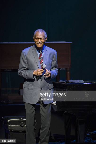 McCoy Tyner received the Lifetime Achievement Award at the Jazz Foundation of America's 15th Annual 'A Great Night in Harlem' Gala Concert at the...