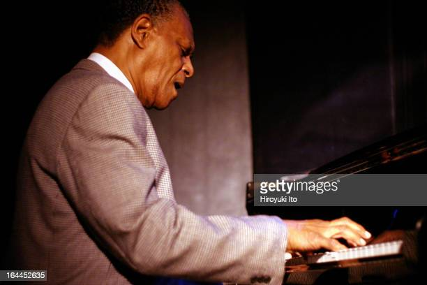 McCoy Tyner Septet performing at the Blue Note on Monday night June 5 2006This imageMcCoy Tyner on piano